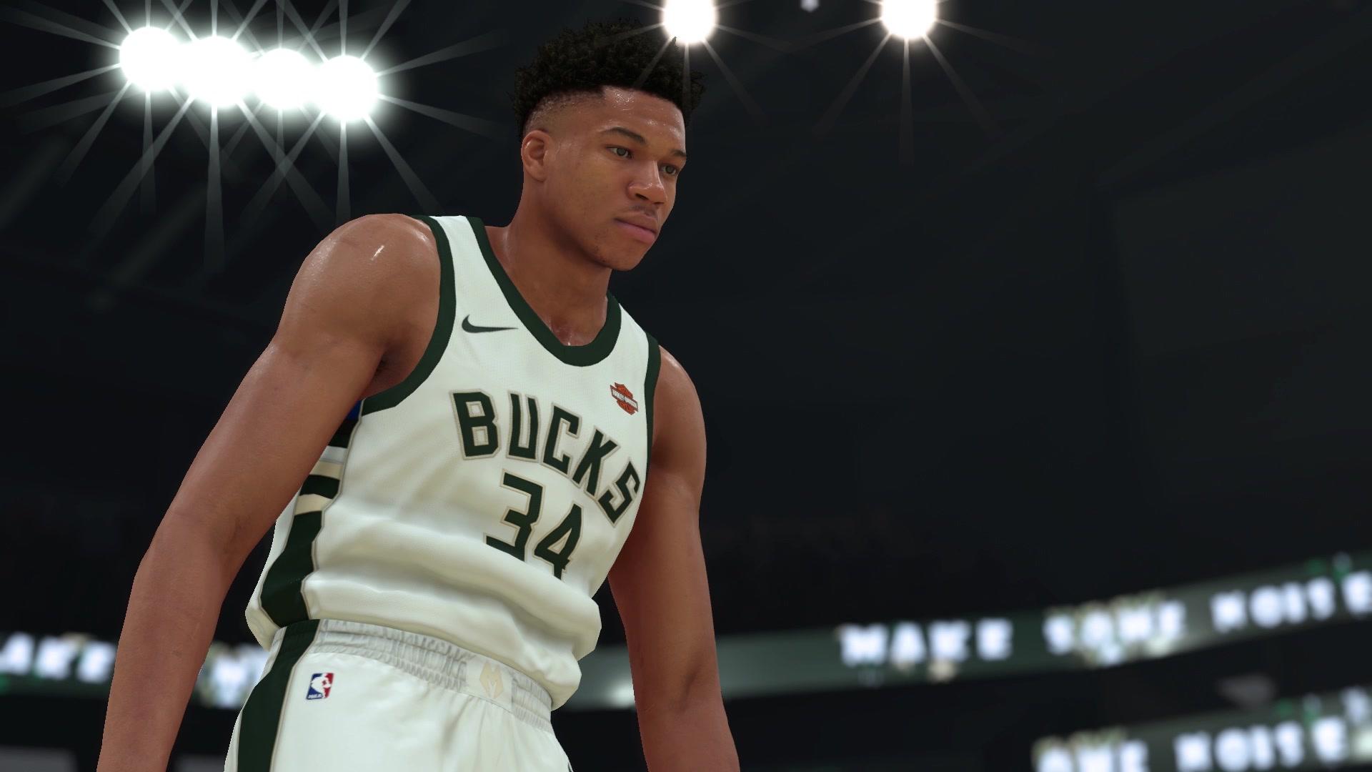 尽显各式招牌动作 《NBA 2K19》官方新预告片公布