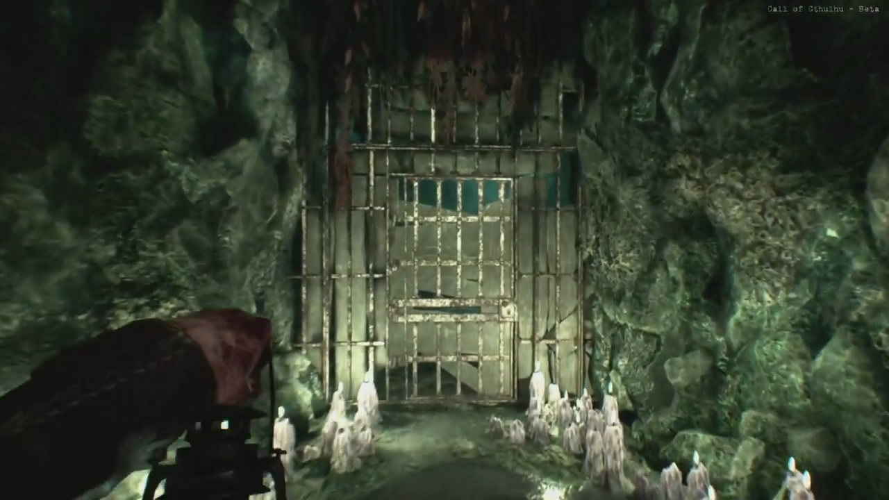 《克苏鲁的呼唤》超长演示视频 恐怖诡异让人胆寒