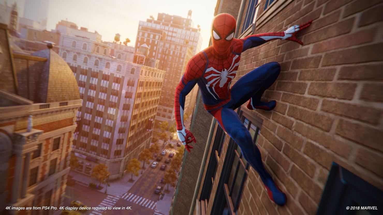 """《蜘蛛侠》DLC会留在曼哈顿区:""""我们又不是GTA"""""""