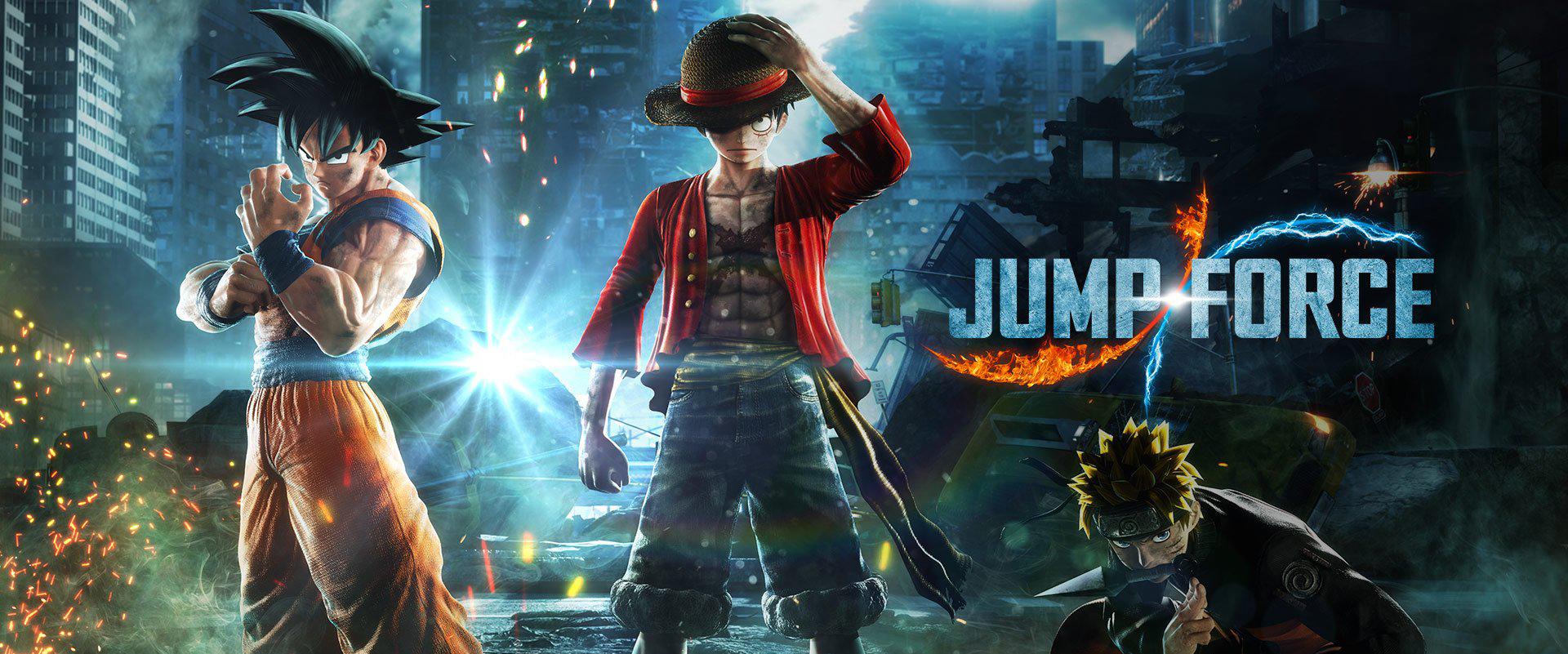 《JUMP大乱斗》全角色招式技能一览