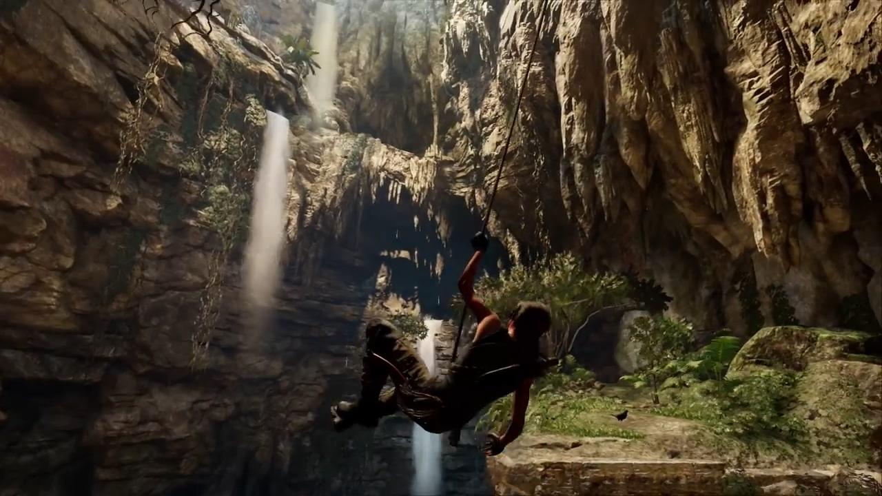《古墓丽影:暗影》宣传片展示游戏中多变的地点 新拍照模式曝光