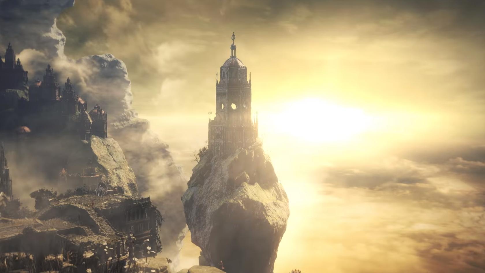 《黑暗之魂3》删减内容探秘 Alpha版碑文最终消失不见