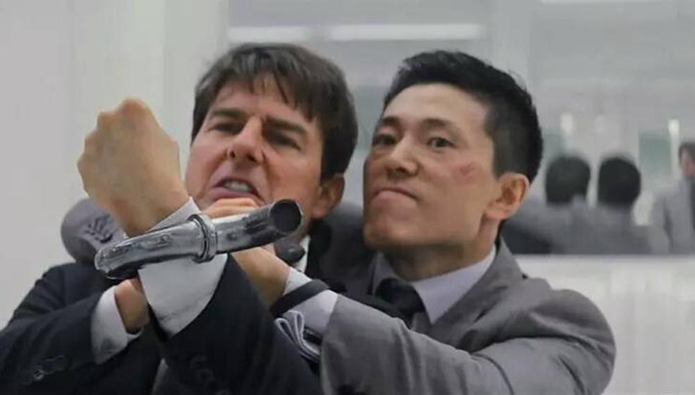 《碟中谍6》最帅华裔反派起底 80年出生自幼习武