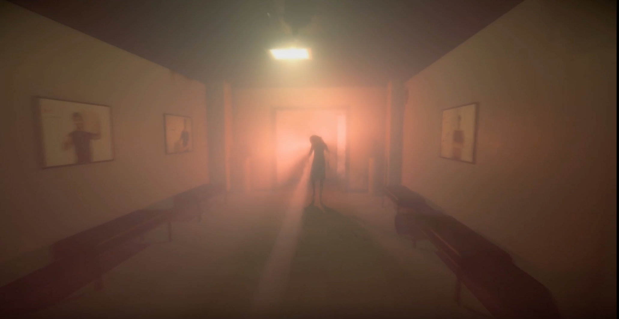独立恐怖游戏 《留下的人》 首部实机宣传视频公布