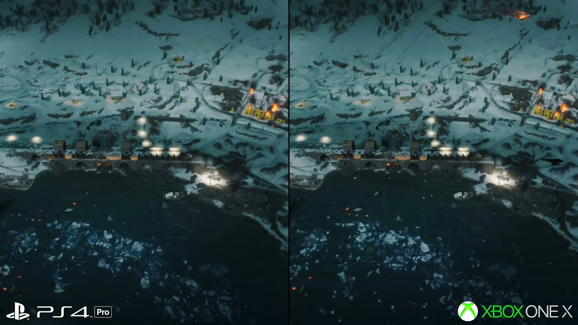 《战地5》BETA:PS4 Pro和Xbox One X分辨率、帧数解析