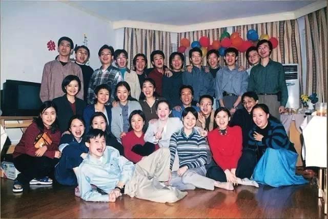 戴珊回忆25年前马云教师生涯:班上英语六级通过率全校最高