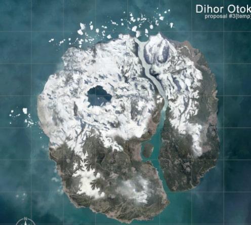 《绝地求生》雪地地图泄露 夜晚模式和征服模式曝光