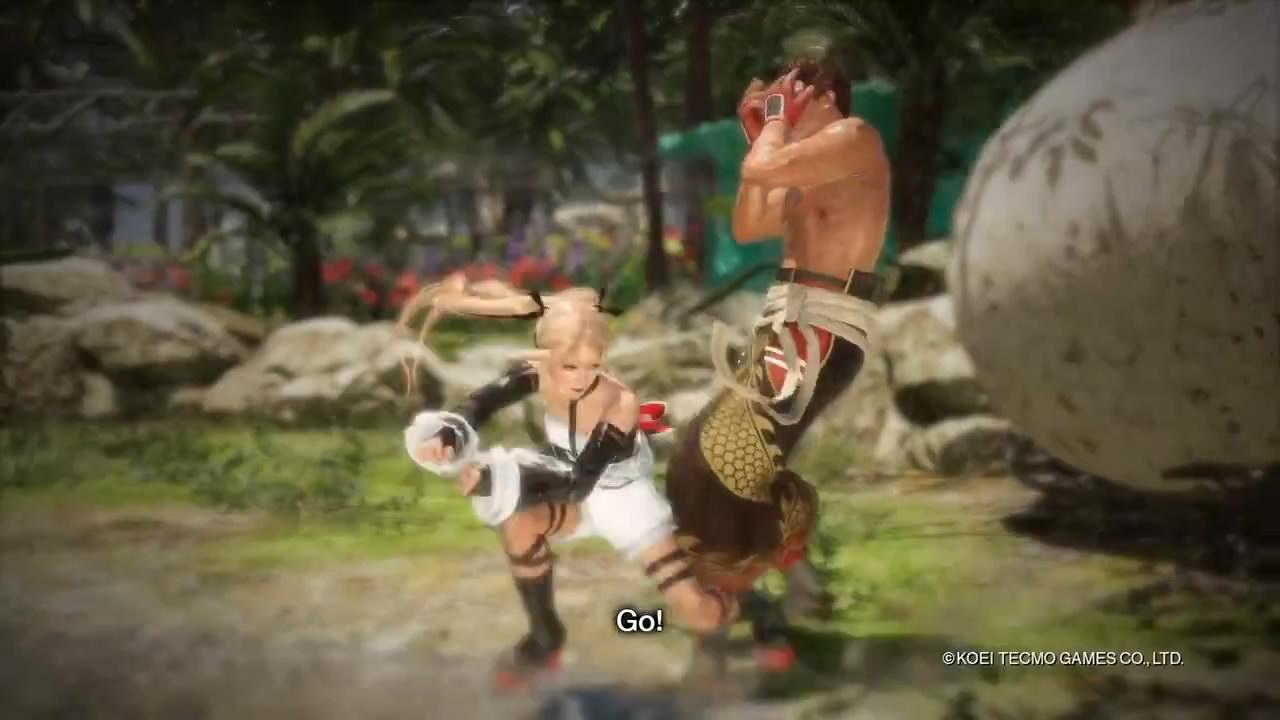 《死或生6》新高清预告片 画面炫酷打斗场面更精彩