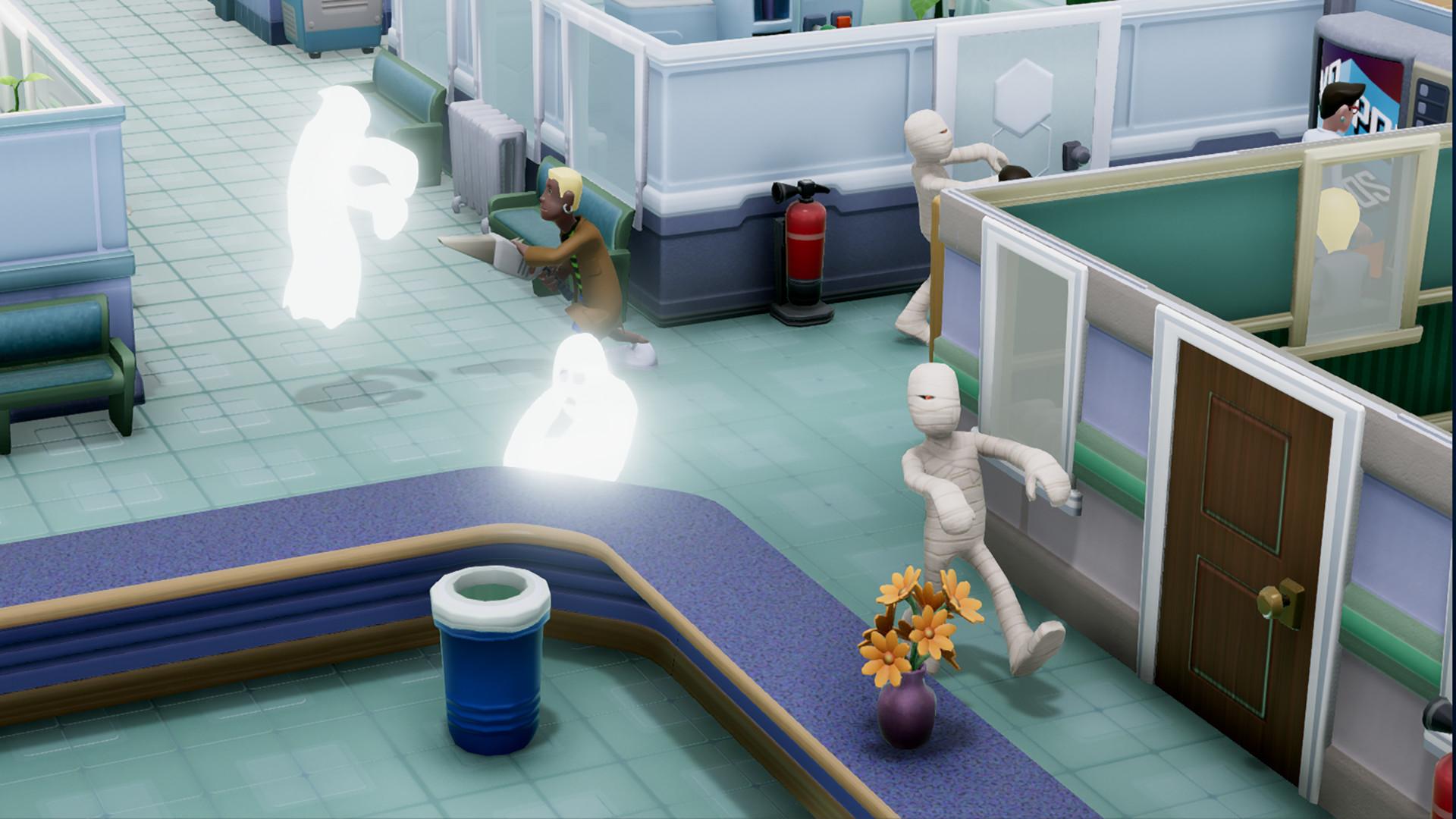 《双点医院》将迎来新更新 加入复制粘贴病房功能