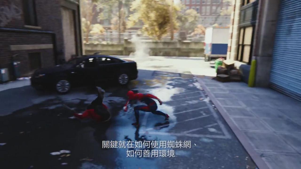 《漫威蜘蛛侠》官方中文短片 幕后制作故事分享
