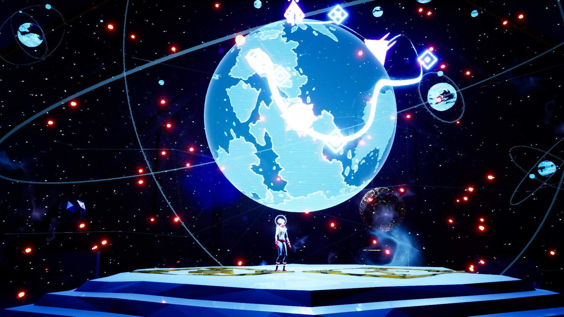 《阿尔法星球》评测:我掌控时间,却不能给你温柔
