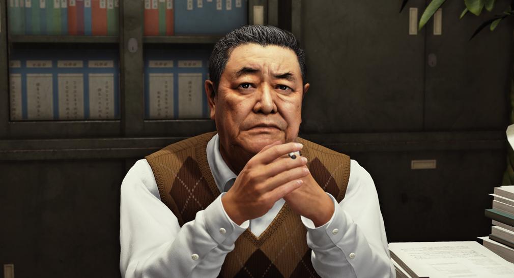 《审判之眼:死神的遗言》全人物布景介绍