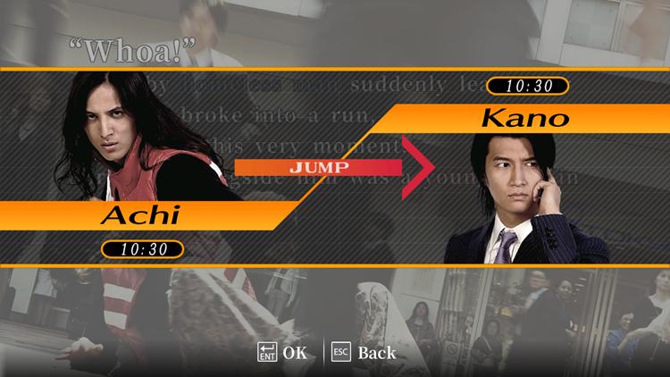 《428:被封锁的涩谷》 全流程选择+全结局+全收集