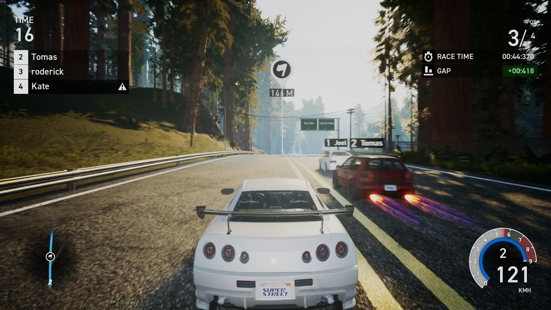 改装车杂志《Super Street》同名游戏《超级街头》正式发售 Steam国区138元