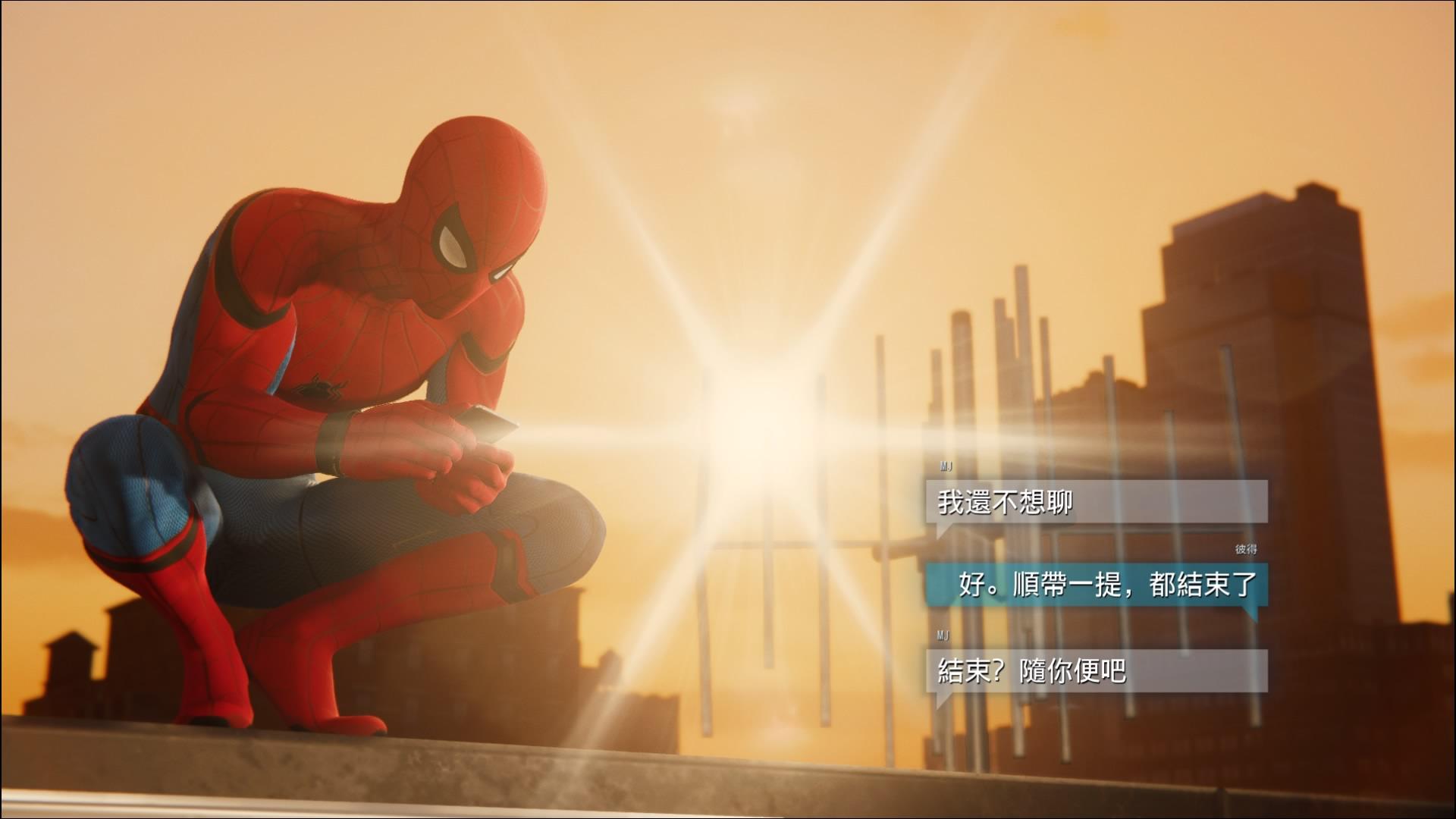 《漫威蜘蛛侠》评测:维护爱与和平 蜘蛛警察出动!
