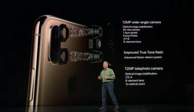 iPhoneXs/Max双摄究竟如何?外媒:形未变心已远