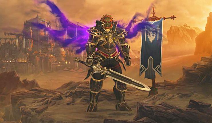瘋狂刷刷刷 Switch《暗黑破壞神3》將於11月2日發售