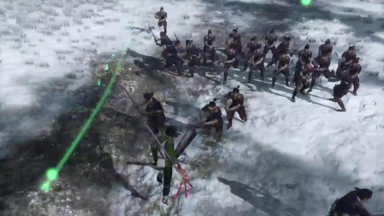 《無雙大蛇3》神器「格萊普尼爾」演示 捆綁玩法勁爆
