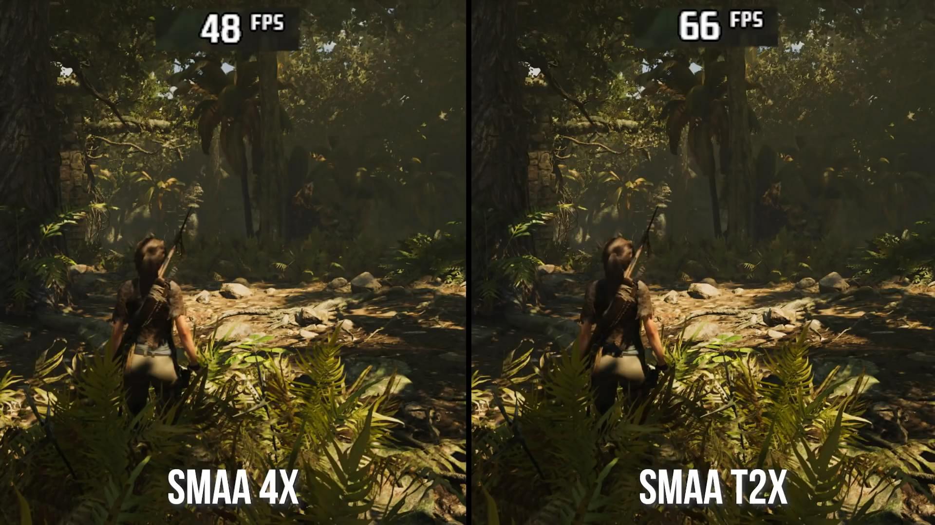 《古墓丽影:暗影》PC与XboxOneX版画面对比 PC版更棒