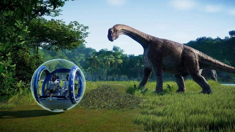 《侏罗纪世界:进化》免费更新推出 加入挑战模式增加难度