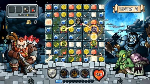 独立游戏《酒馆勇士:盛宴狂欢》抢先体验版正式上线