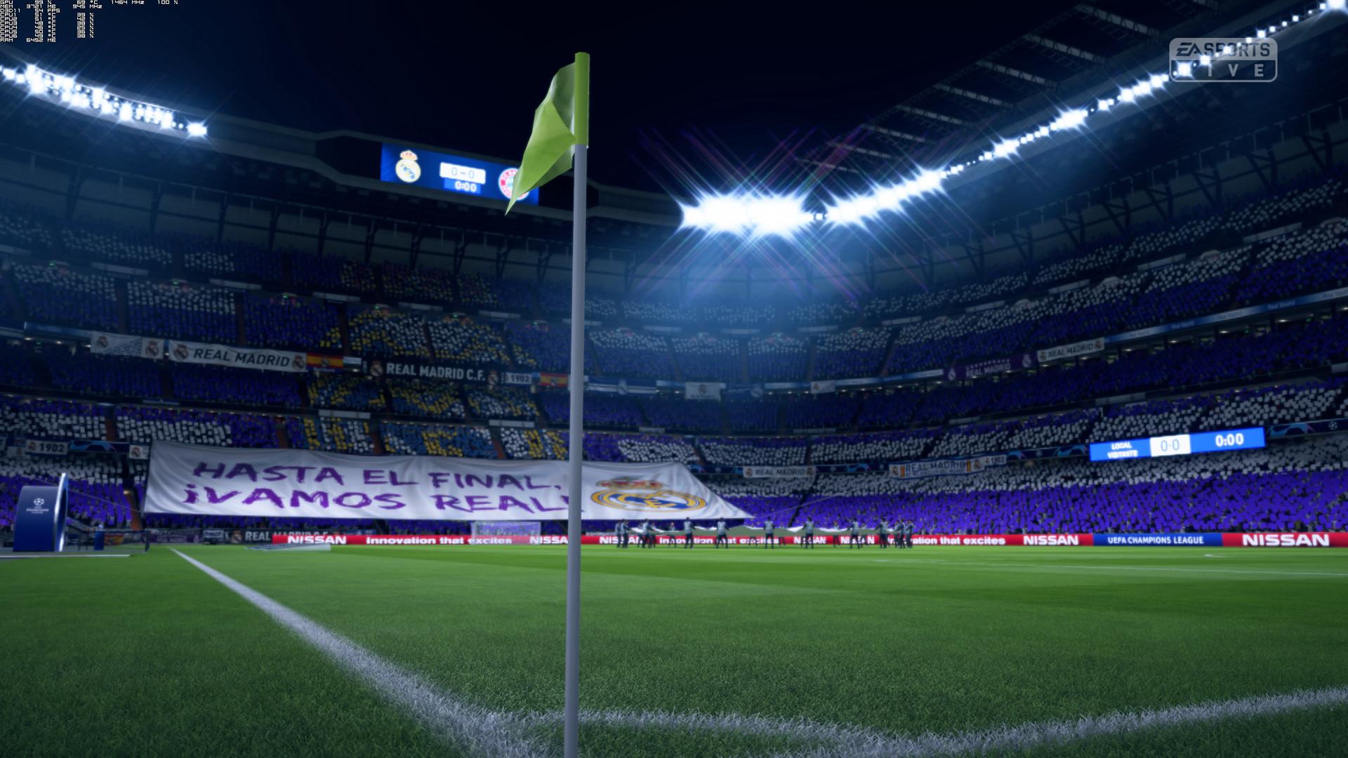 《FIFA 19》试玩版高清截图欣赏
