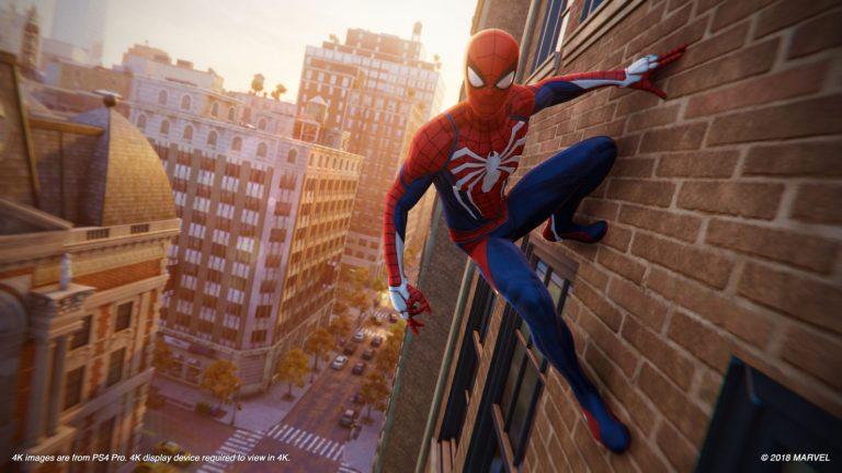 《漫威蜘蛛侠》是否有潜力成为销量最高的PS独占作品?