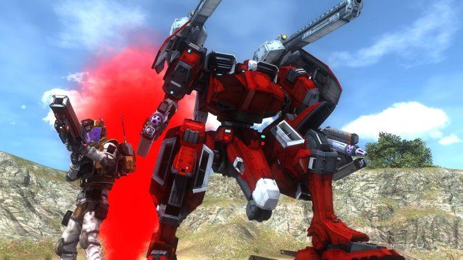 《地球防卫军5》成系列销量最佳的游戏作品