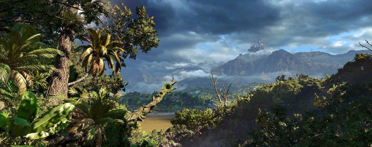 《古墓丽影:暗影》之美!照片模式图集精选
