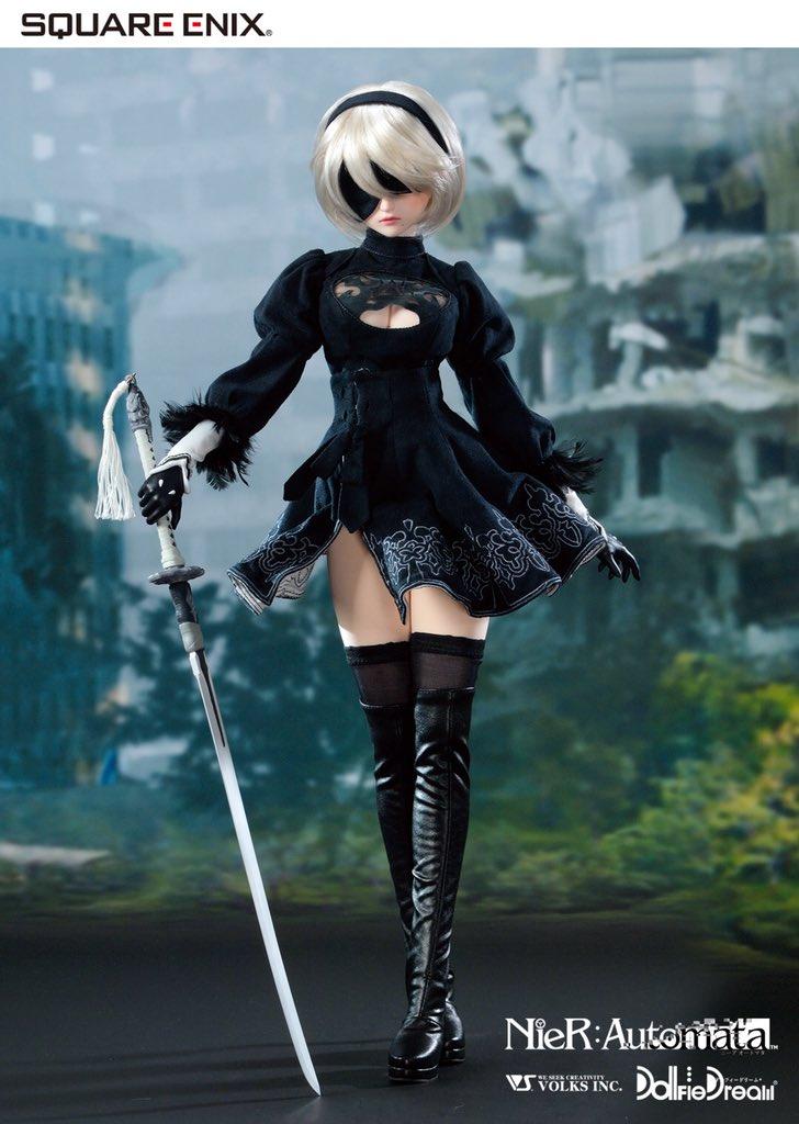全球资讯_《尼尔:机械纪元》2B可动娃娃公开 姿势任你摆弄_3DM单机