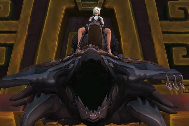 《魔兽》 玩家与老婆吵架怒砸电脑 网友调侃二手区见