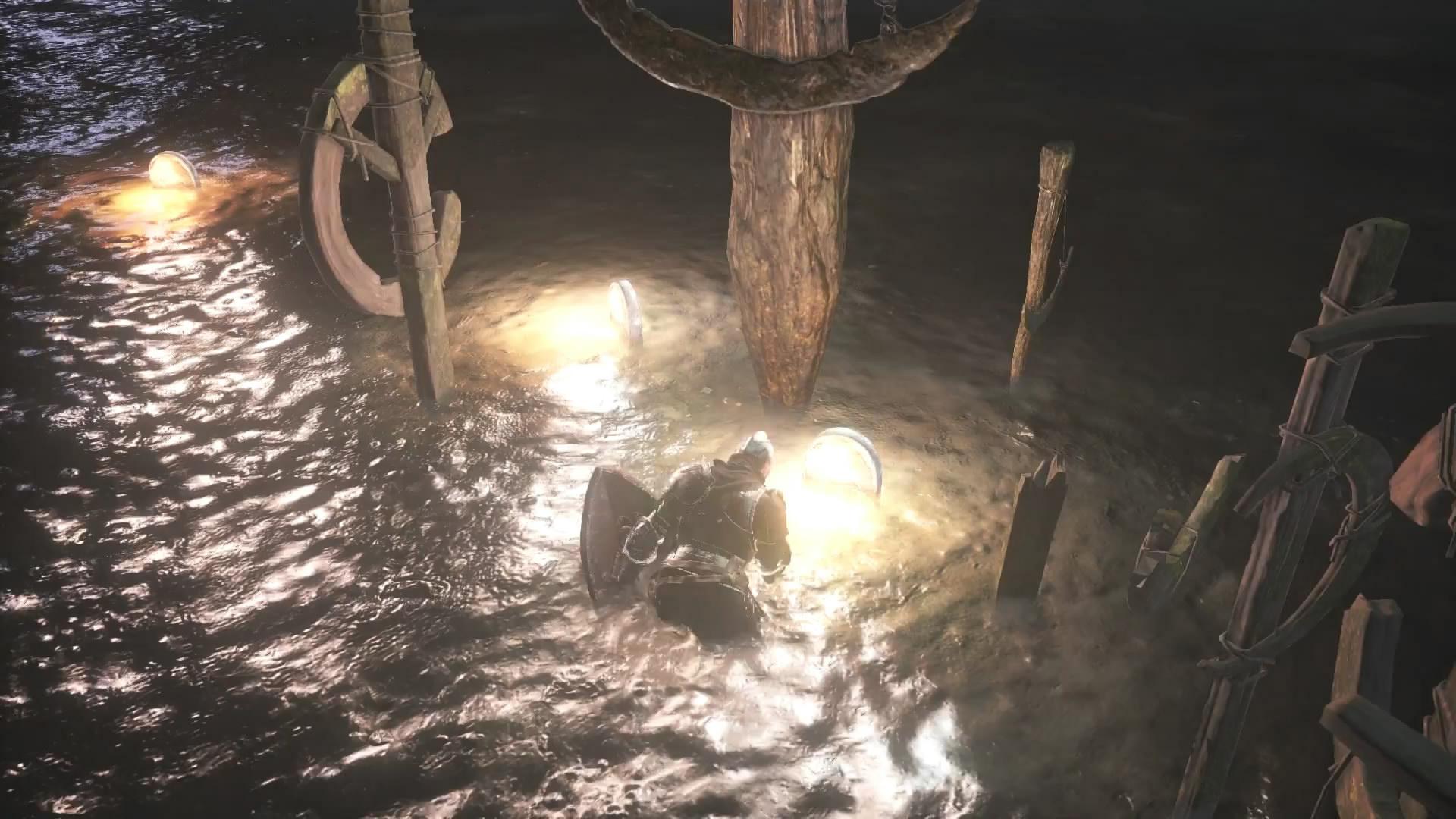 《黑暗之魂3》46个被删碑文曝光 碎片化叙述故事剧情