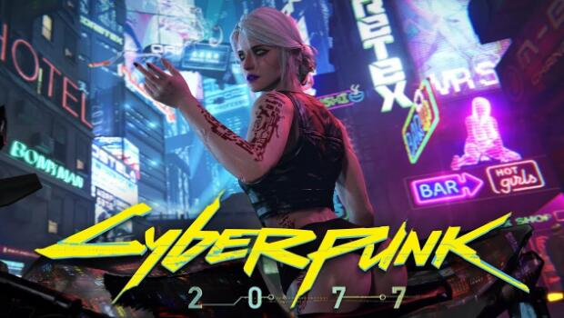 《赛博朋克2077》:如果用了太多黑科技 会得精神病!