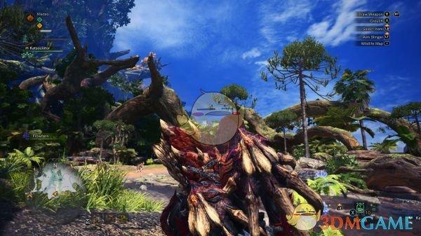 怪物猎人:世界 惨爪龙双刀改双爪mod图片