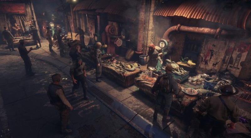 科幻RPG《失眠:方舟》发售预告片曝光 探索末日都市
