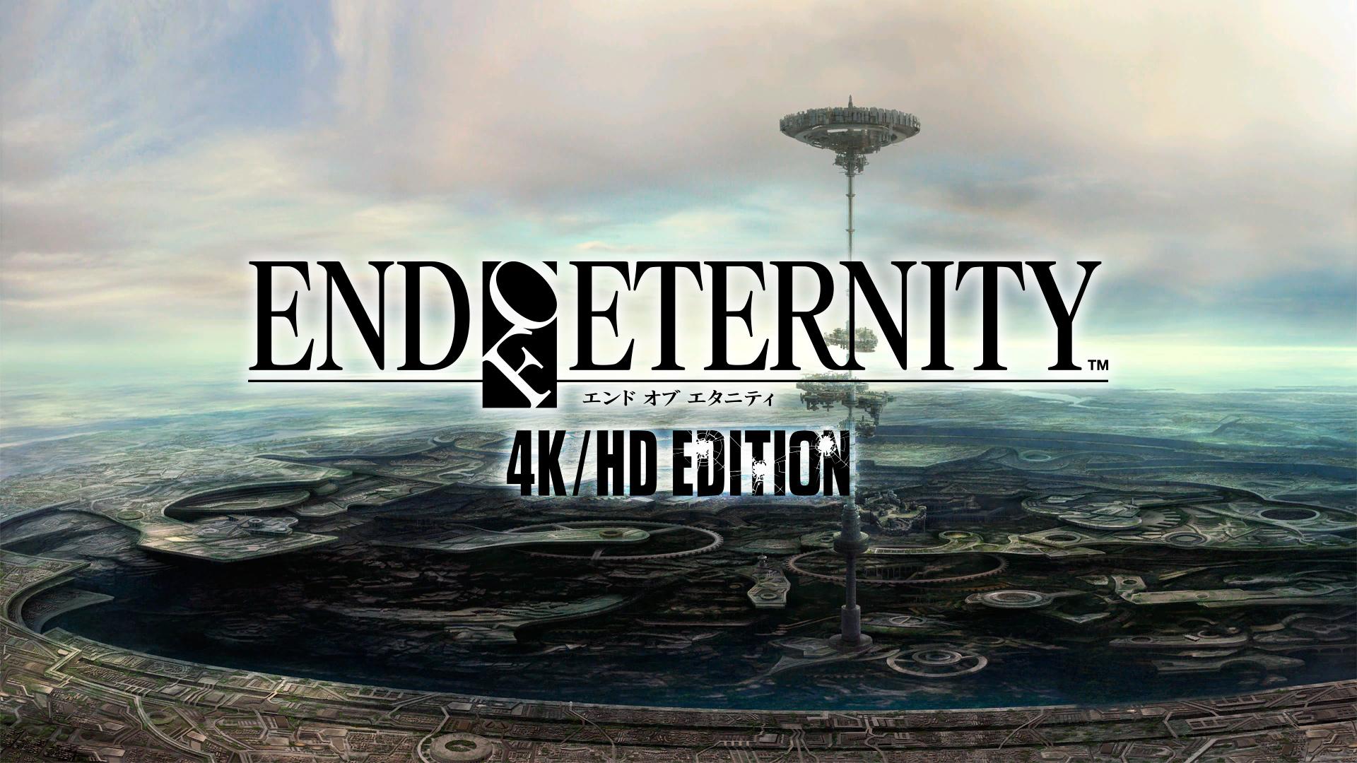 《永恒终焉:4K/HD版》正式公布 登陆PS4/PC平台