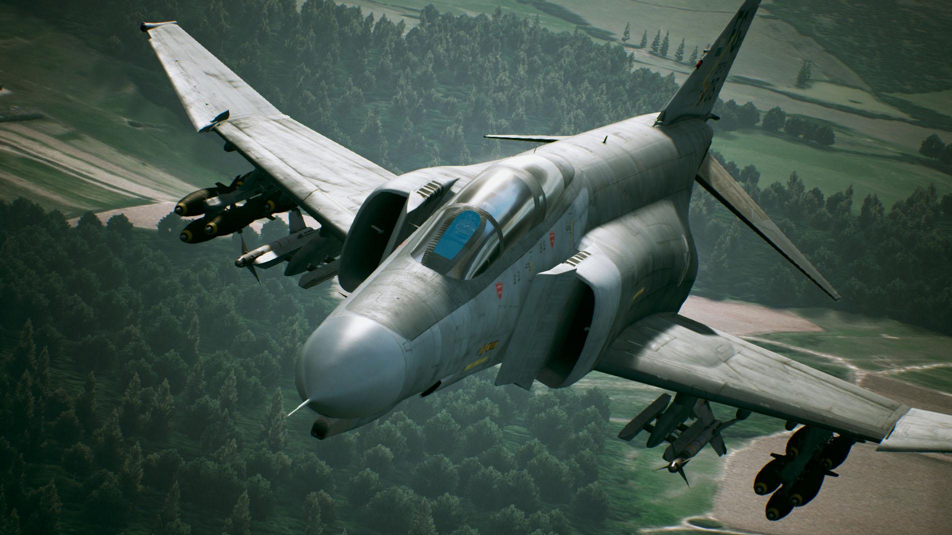 11年经典新篇!《皇牌空战7》多种限定特典公开