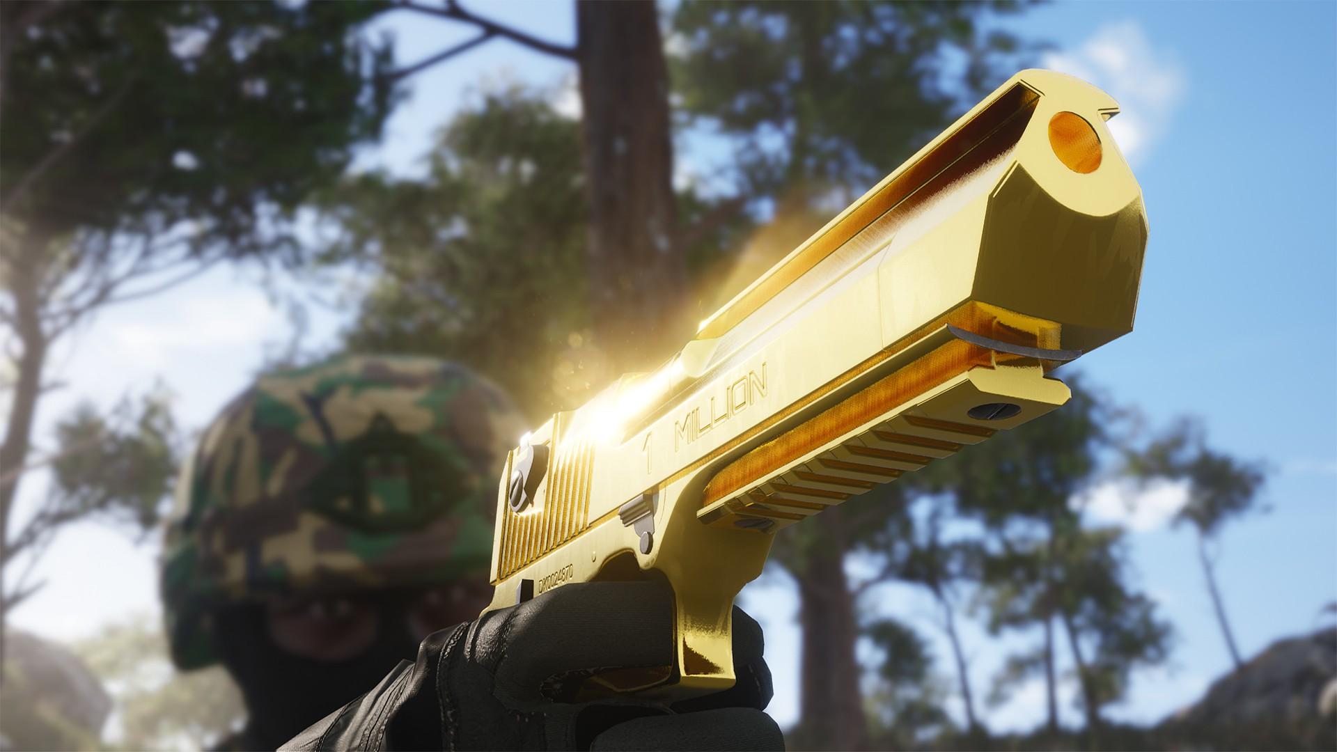 《人渣》销量破百万份 官方免费赠送玩家黄金沙漠之鹰