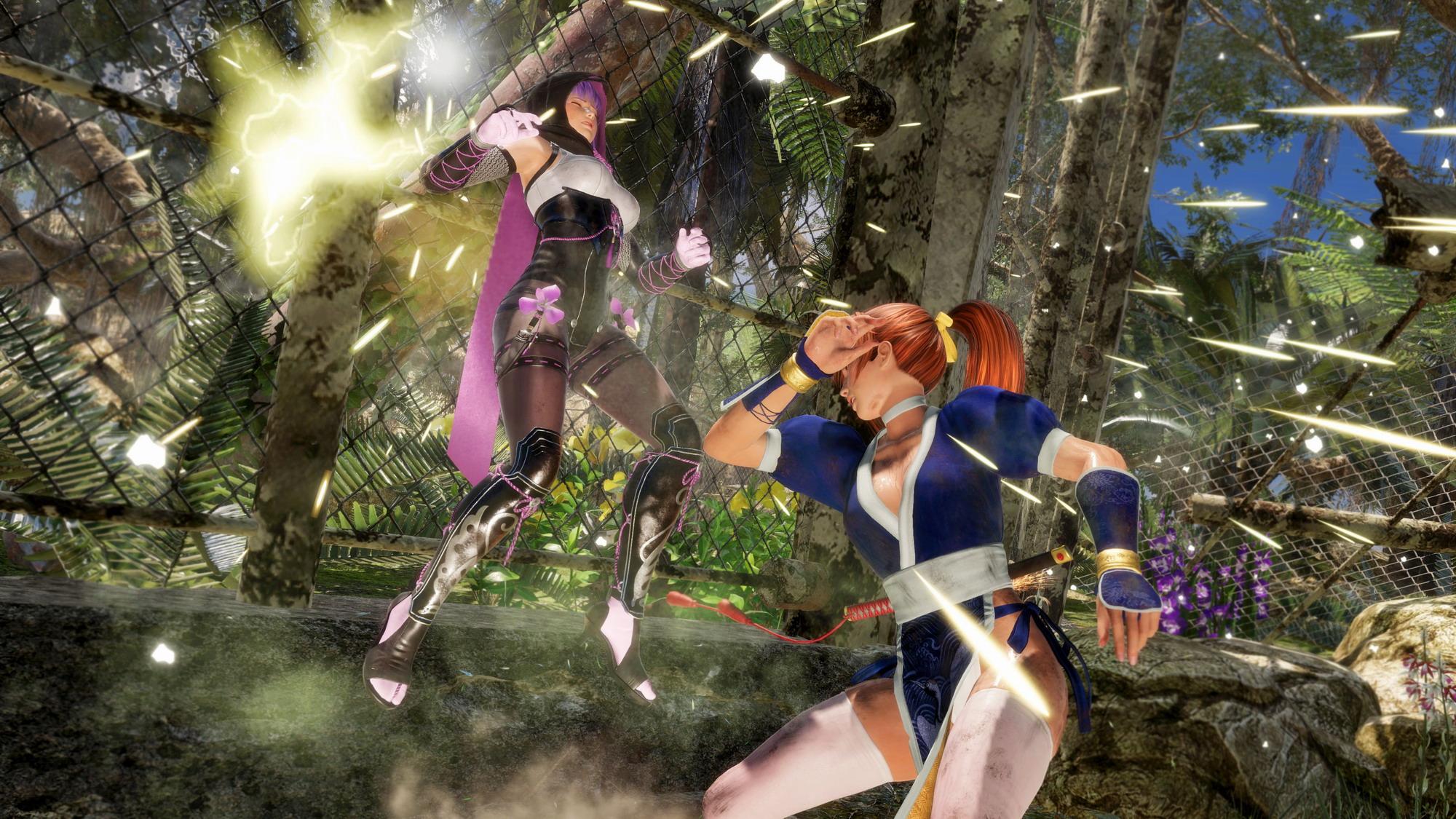 《生死格鬥6》新引擎將用於開發其它光榮特庫摩遊戲新作