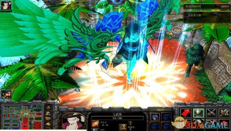 《大闹天空:大圣归来》王者归来v1.35[war地图]