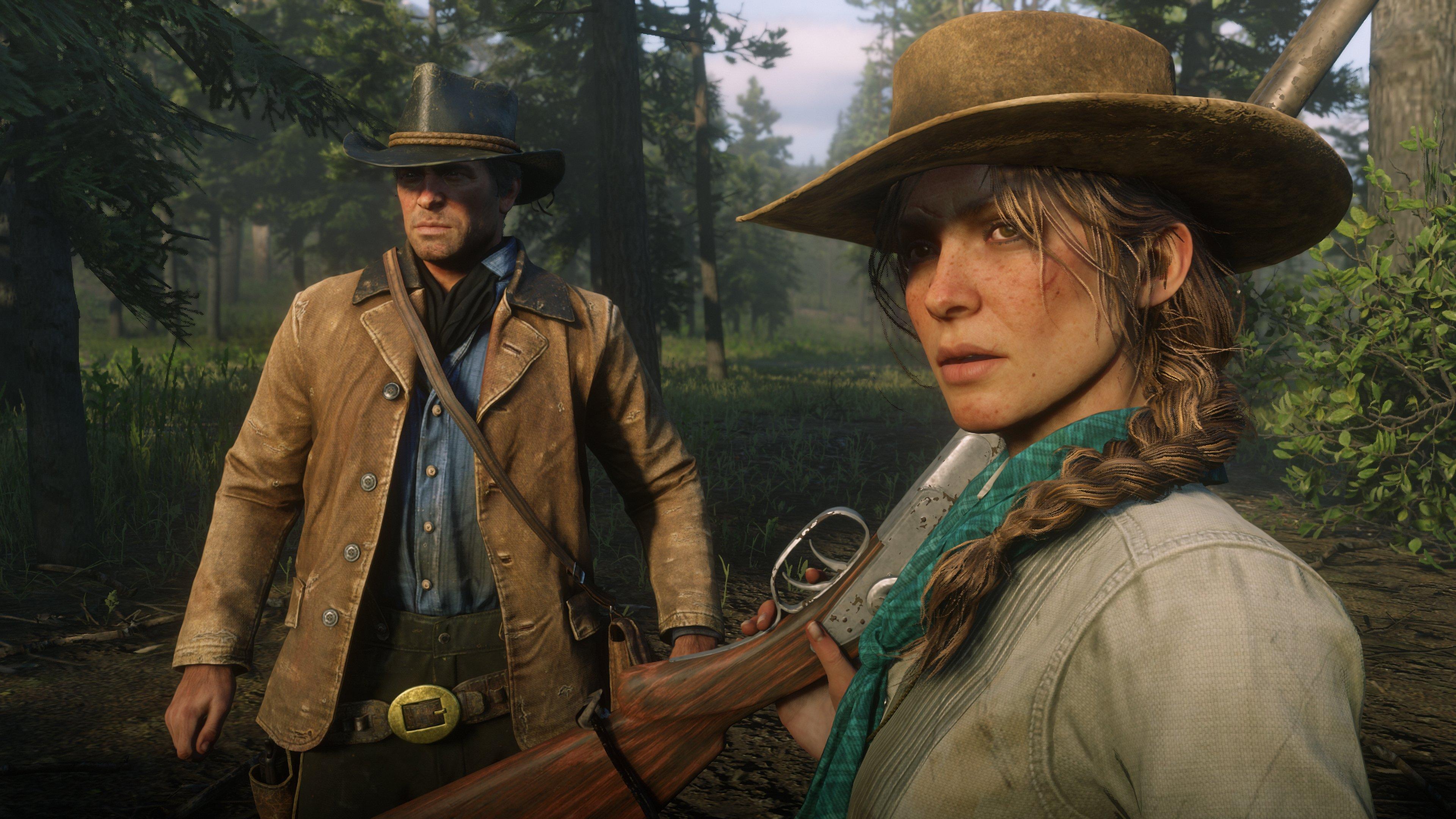 Rockstar堅持《荒野大鏢客2》不會登陸PC(更新:外媒已勘誤)