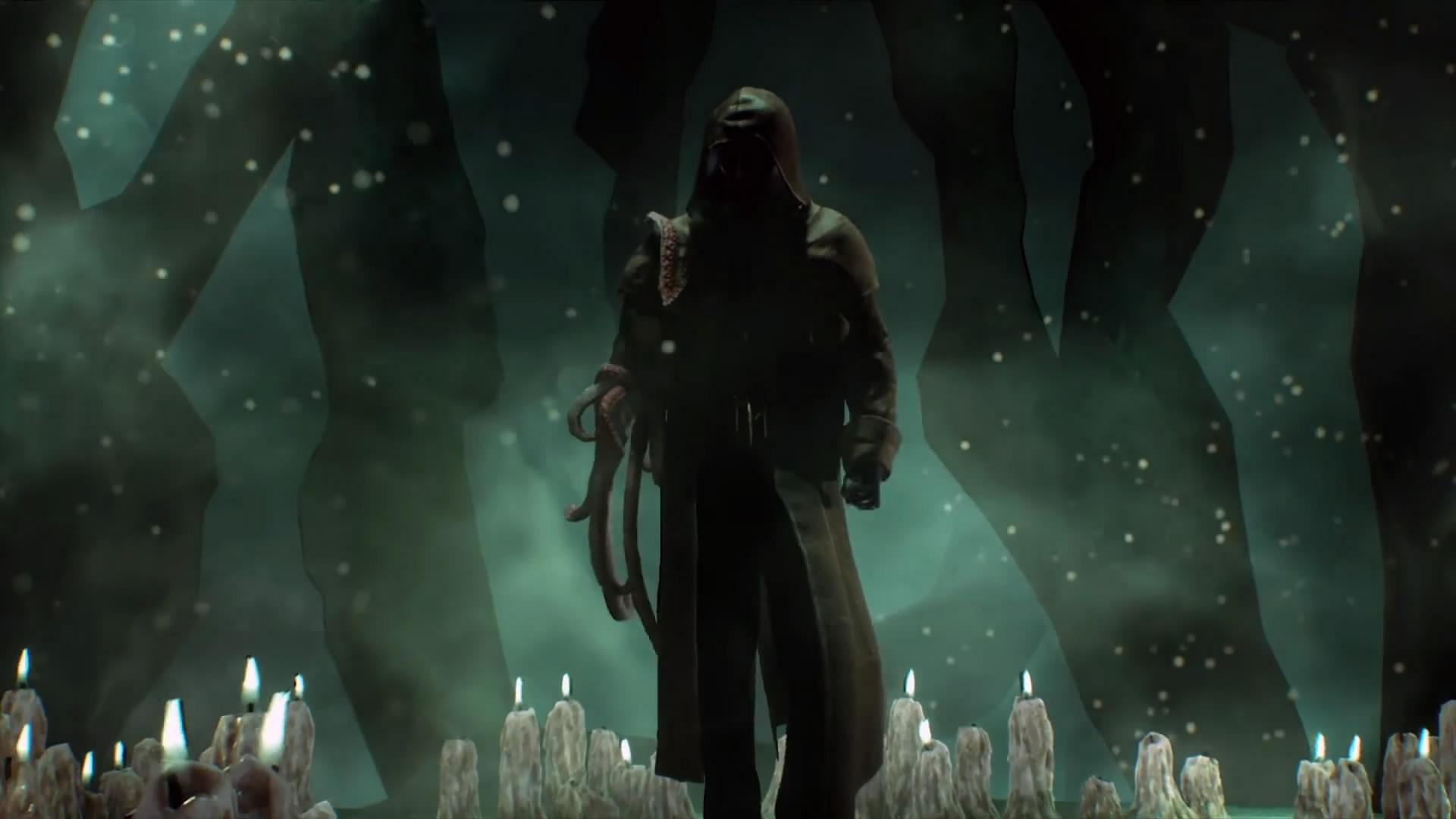 TGS2018:《克苏鲁的呼唤》新预告 主角被折磨至疯狂