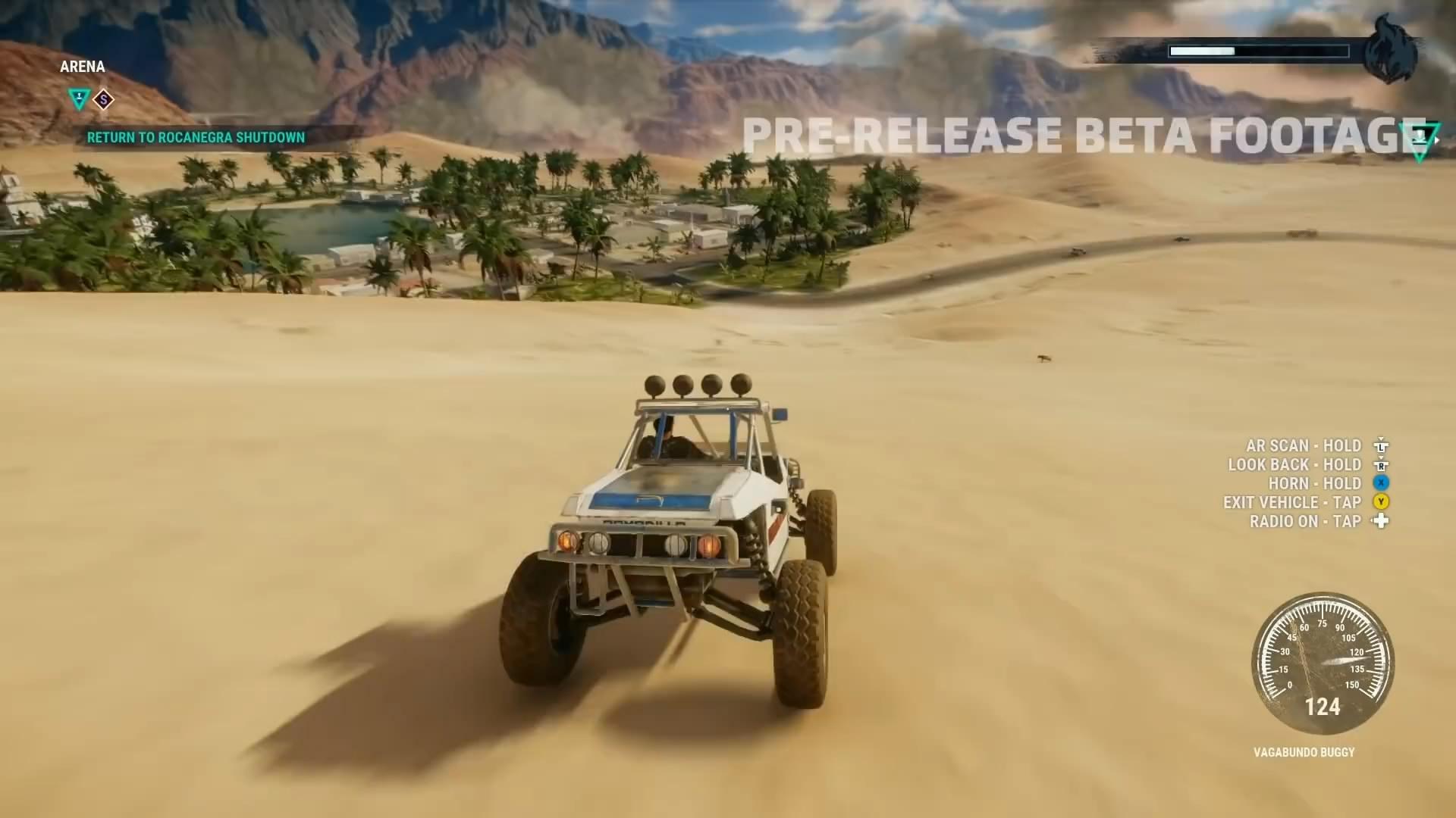 《正当防卫4》20分钟新演示视频 画面震撼风景如画