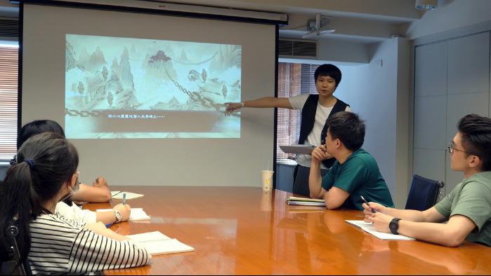 《御俠客》開發團隊分享開發秘辛 官網正式亮相