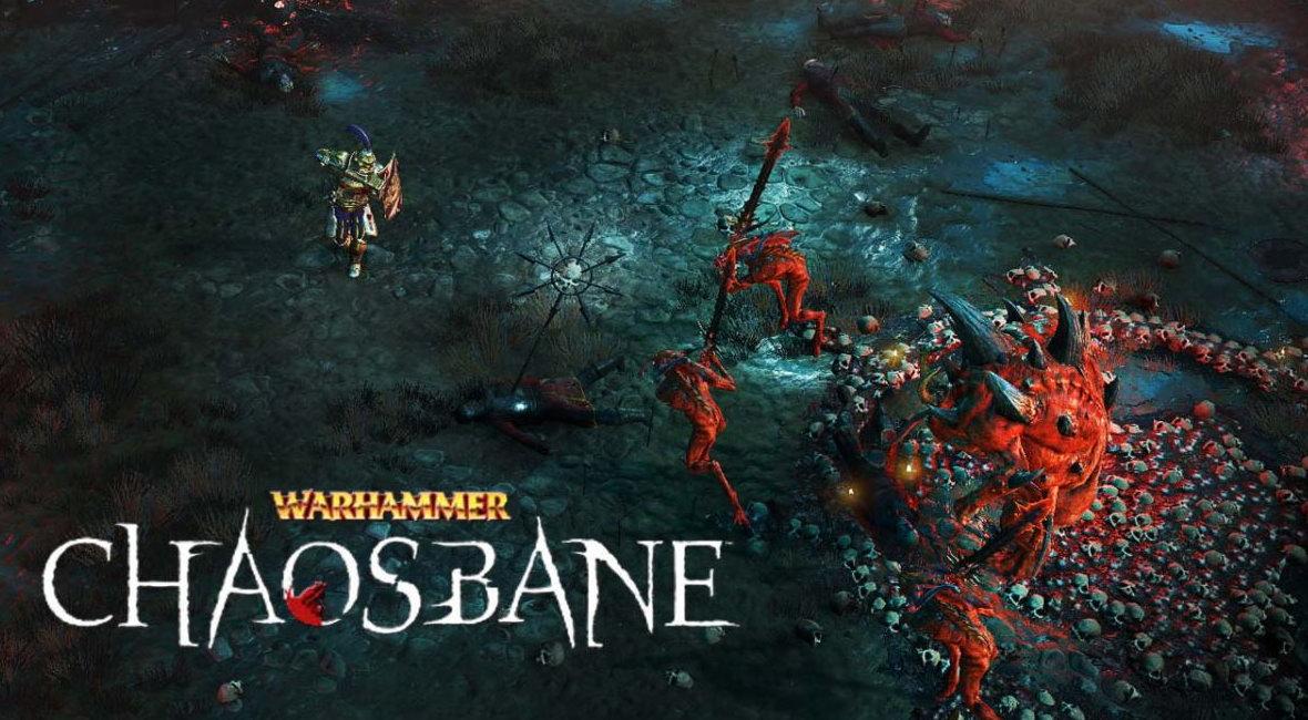 <b>暗黑风格ARPG《战锤:混沌祸根》新预告 剧情围绕帝皇展开</b>