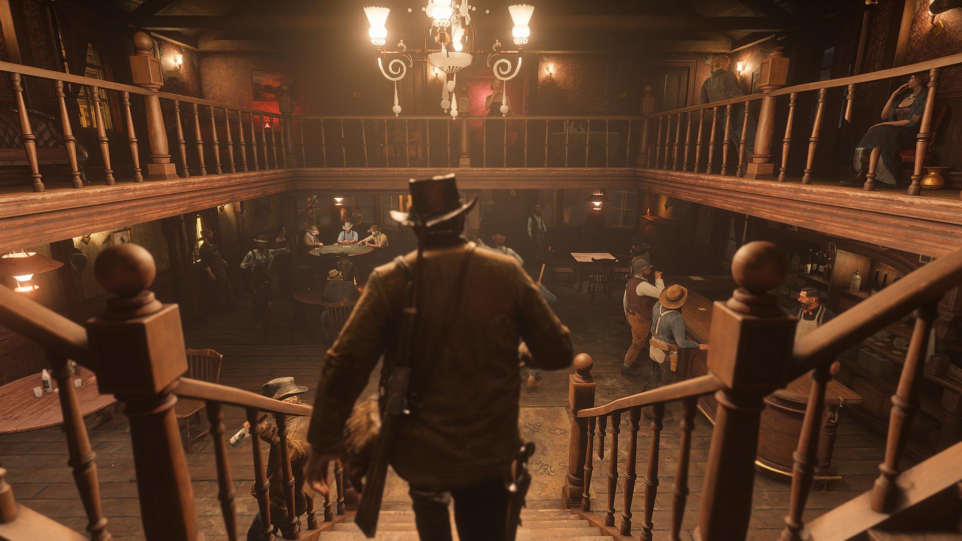 《荒野大鏢客2》深度解析 AI、畫面、玩法全面進化