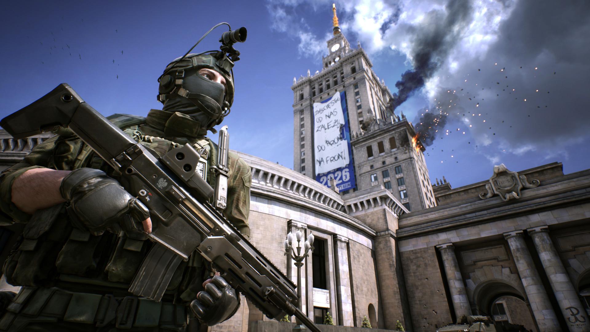 《第三次世界大戰》PC配置公布 10月19日登陸Steam搶先體驗