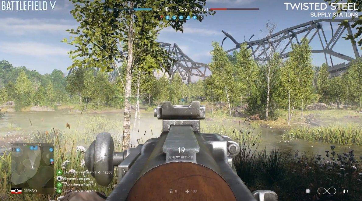 《战地5》改进细节:缩短重生时间 玩家可以起飞飞机