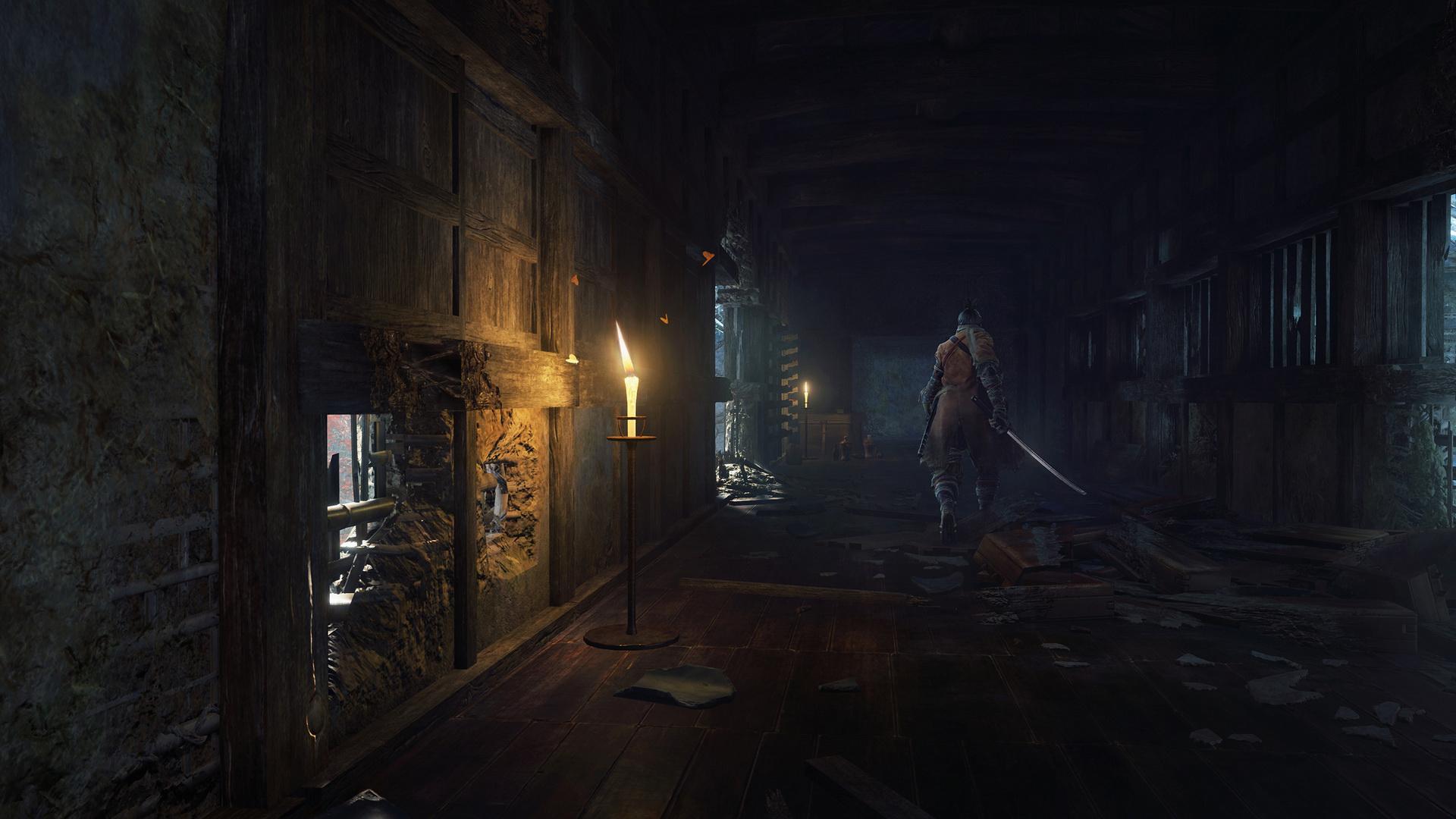 TGS 2018:《只狼:影逝二度》TGS试玩和采访 宫崎英高表示目前没有人能打通试玩