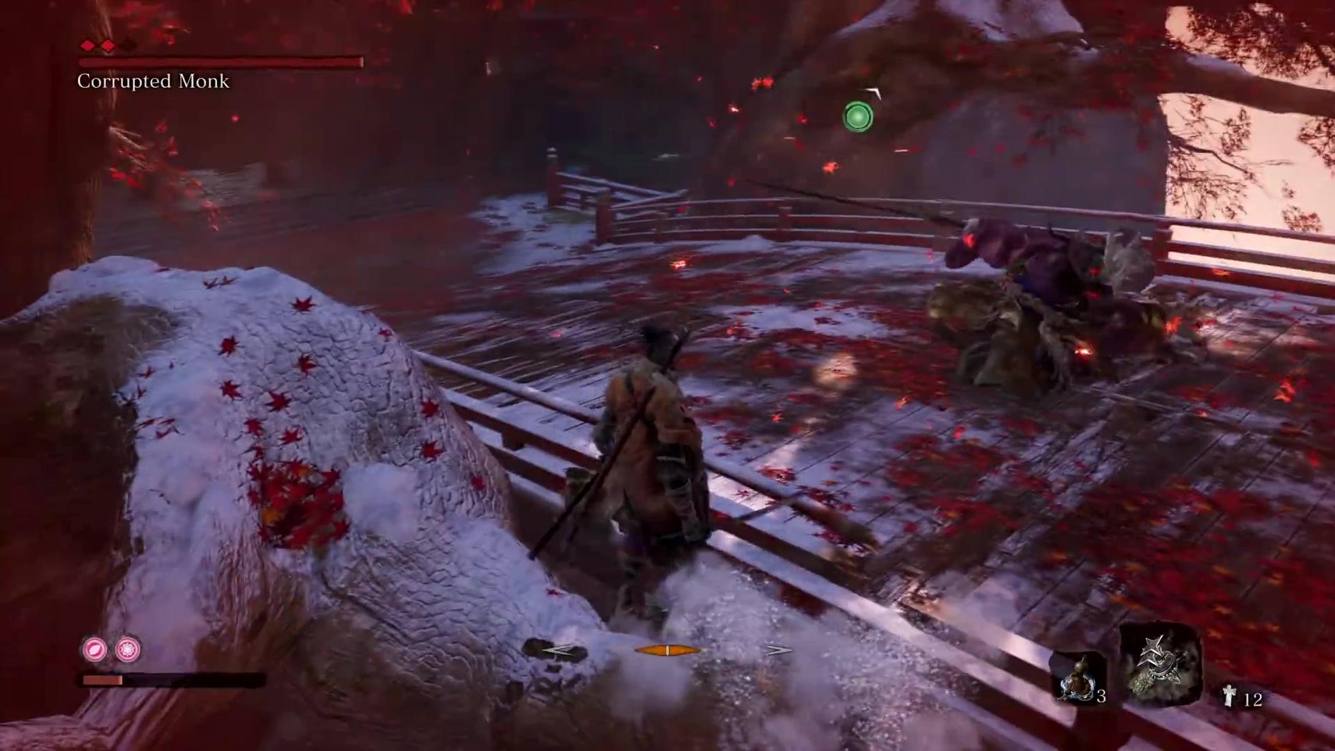TGS 2018:《只狼:影逝二度》PS4版實機演示